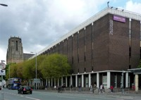 Stopford Building. The University of Manchester's Medical School