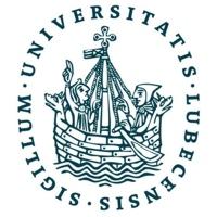 University of Luebeck logo. Luebeck, Germany
