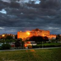 """Hôpital de Hautepierre"". Strasbourg, France"