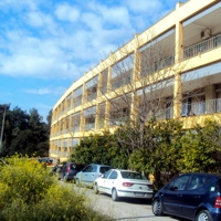 Sotiria General Hospital. Athens, Greece