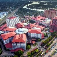 Amrita Institute of Medical Sciences. Cochin, Kerala, India