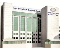 Sir Ganga Ram Hospital, Rajinder Nagar. New Delhi, India