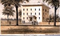 Original building of Yale School of Medicine