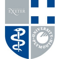 Peninsula Medical School logo. Exeter, United Kingdom