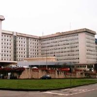 G.B. Hospital. Verona, Italy
