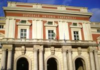 Cardarelli Hospital. Naples, Italy